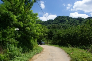 Hill along the road, city view, god for resort, rest house, Namtutan, San Fernando City, La Union