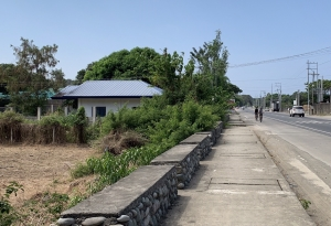 Lot Potential For Business Along National Highway, Bacnotan, La Union