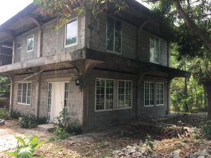 Fixer Upper Home with Spacious Lot and Trees, Tubao, La Union