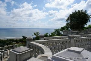 Up Hill Mansion Overlooking Beach, Taboc, San Juan, La Union