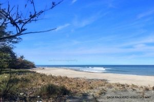 Beach Lot along Provincial Road, Surfing Area, Bacnotan, La Union