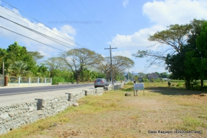 Commercial / Residential Lot along National Highway, Wide Frontage, Bacnotan, La Union