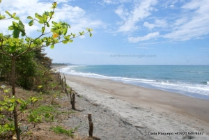 SOLD! Corner Beach Lot, Bacnotan, La Union