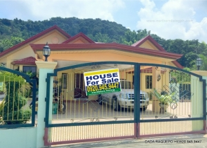 Sprawling Bungalow with Scenery of Mountains, Bacnotan, La Union