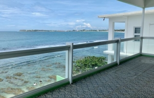 FOR RENT! Apartment Units by the Beach with FULL SEA VIEW and POOL, San Fernando City, La Union