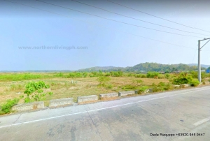 Commercial Lot Along Diversion Road with Backfill, San Fernando City, La Union