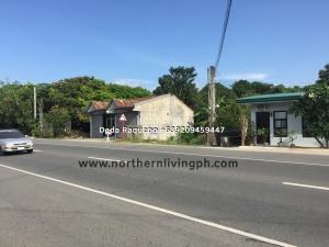 Commercial Lot Along National Highway, near Surf Central, San Fernando City, La Union