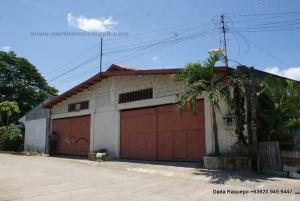 House and Commercial Space in One, San Juan, La Union